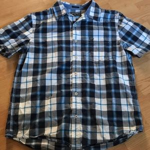 American Eagle outfitters Men's shirt sleeve top L